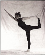 King Dancer Pose - Natarajasana