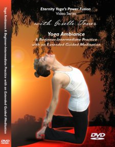 Beginner Yoga DVD